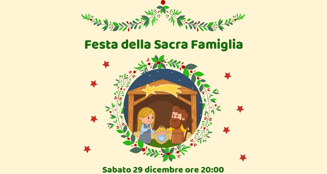 Festa della Sacra Famiglia