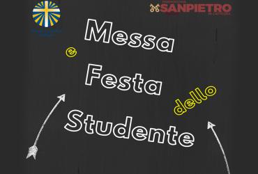 Messa e Festa dello Studente